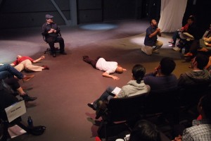 Work-in-Progress Performance and Panel Discussion
